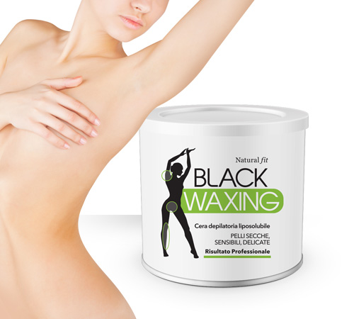 Black Waxing cera depilatoria