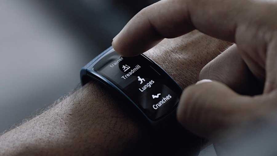braccialetto fitness