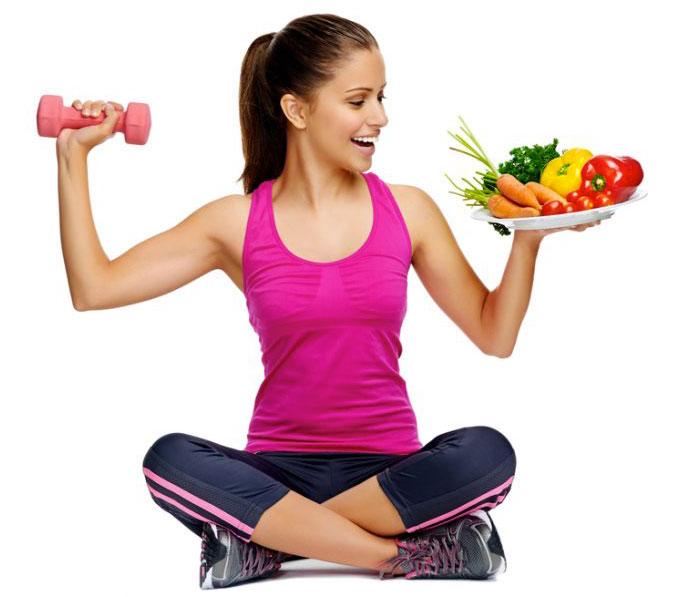 come dimagrire le braccia con alimentazione