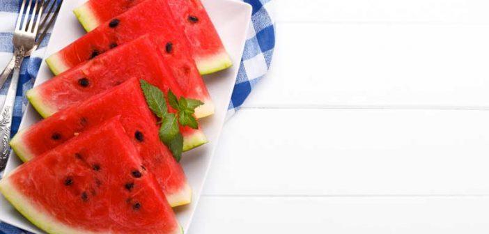 dieta dell' anguria