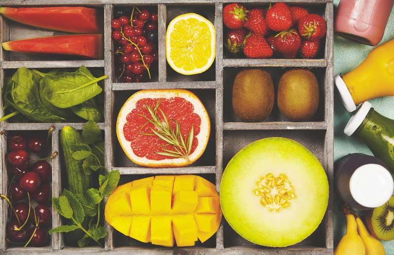 alimenti della dieta detox