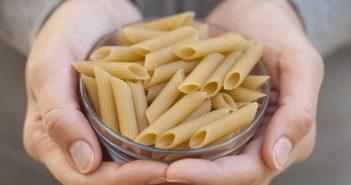 dieta senza glutine pasta