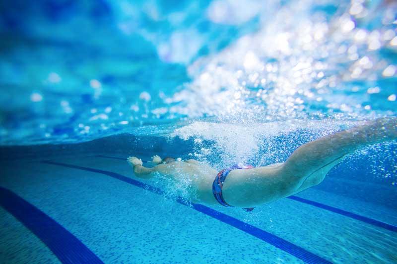 fare nuoto per dimagrire