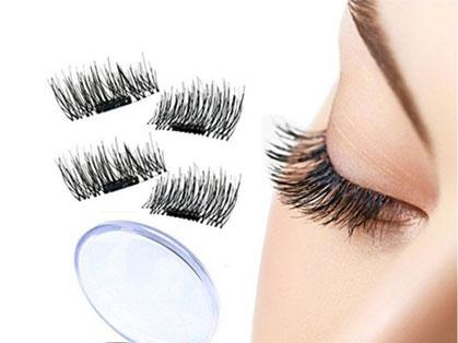 ciglia finte magnetiche black Eyelashes
