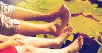 foot mask calze esfolianti