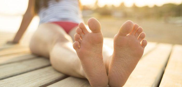 la micosi dei piedi