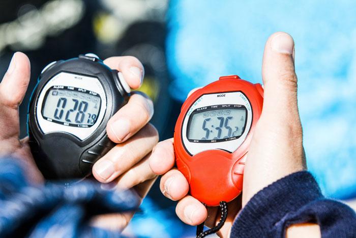 miglior cronometro sportivo