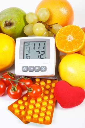 dieta per pressione minima alta