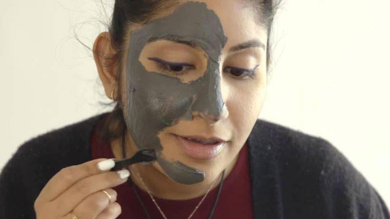 magnetic mask maschera viso