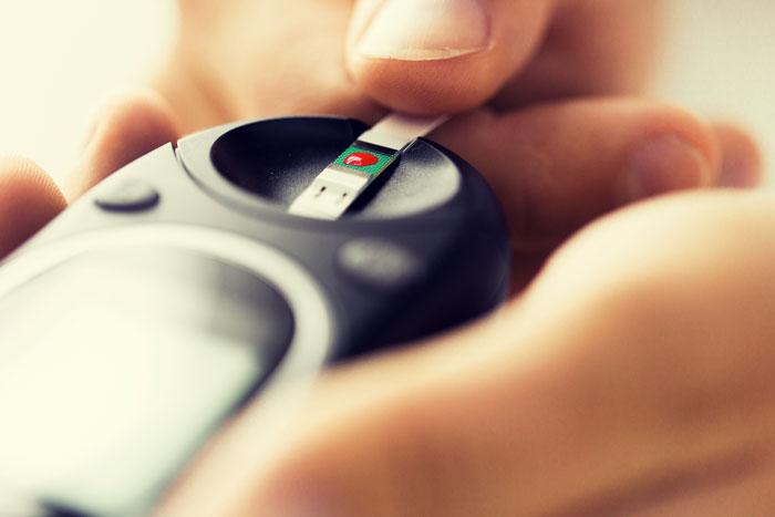misuratore di glicemia