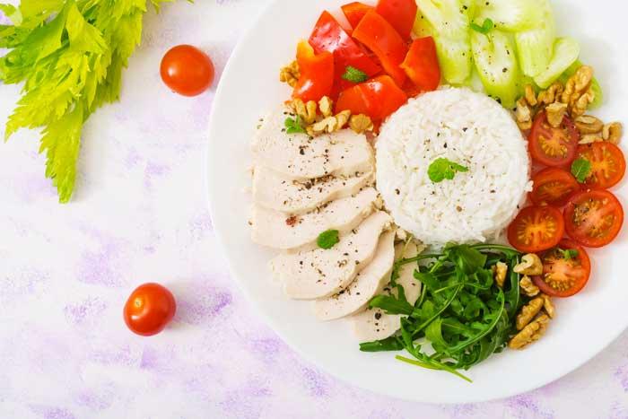 dimagrire con 2 pasti al giorno
