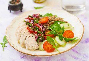 Come dimagrire con una dieta da 1400 calorie al giorno for Calorie da assumere a pranzo