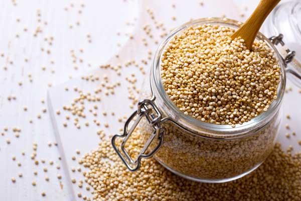 prorietà della quinoa