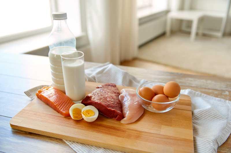 Dieta supermetabolismo alimenti fase 1
