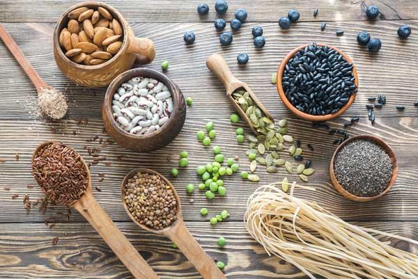 mangiare fibre