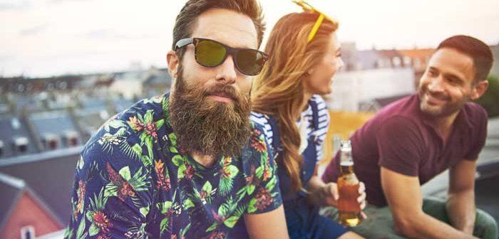 Barba Plus per una barba folta