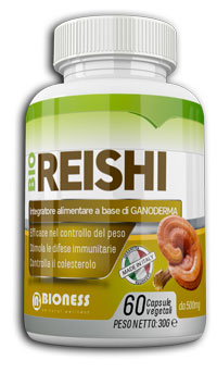 integratore Bio Reishi