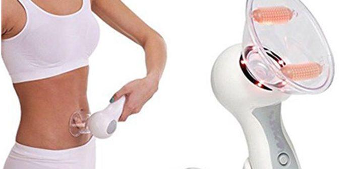 Vacuum Cellulite massaggiatore sottovuoto