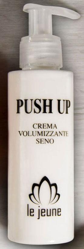 crema volumizzante seno LeJeune Push-up
