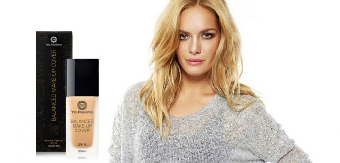 Pure Foundation fondotinta