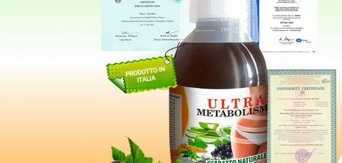 integratore Ultra Metabolismo