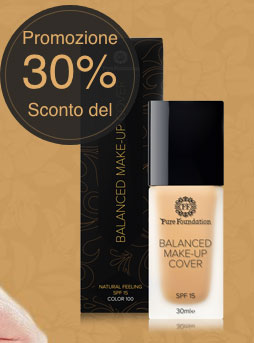 fondotinta alta qualita Pure Foundation