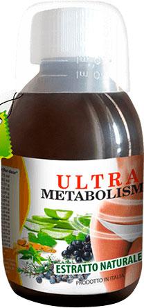 sciroppo dimagrante Ultra Metabolismo