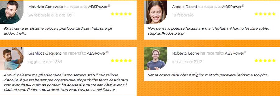 ABS Power opinioni