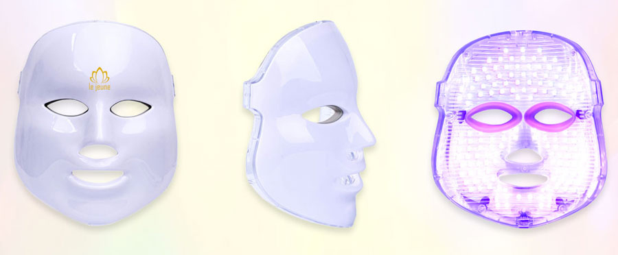 Le Jeune Maschera Led viso
