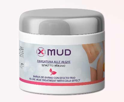 X-Mud crema per cellulite