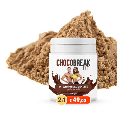 chocobreak fit dimagrante
