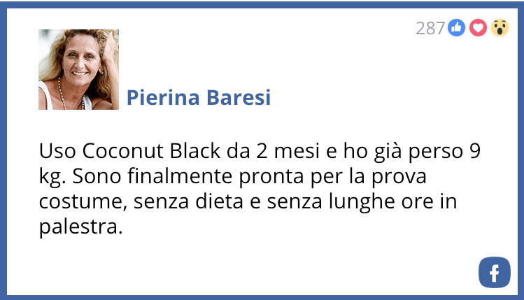 Coconut Black opinioni dei clienti