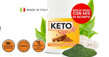 keto slim fit integratore dimagrante