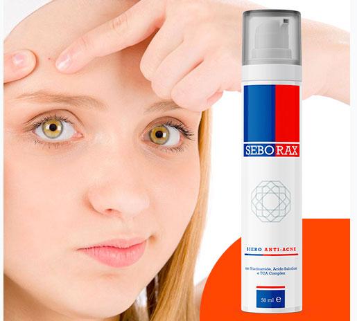 seborax crema acne