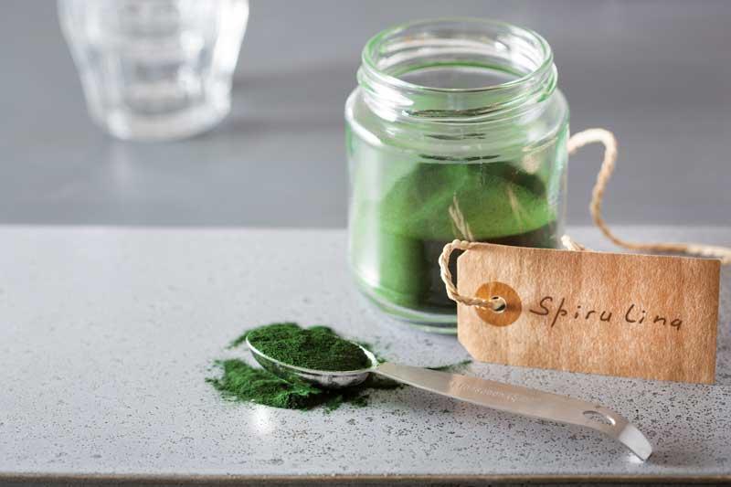benefici alga spirulina