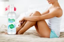 body clean spray depilatorio naturale
