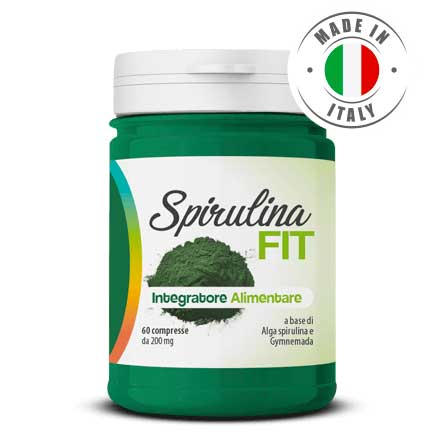 Spirulina fit dimagrante naturale