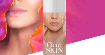 clear skin crema macchie