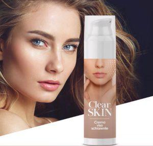 clear skin crema