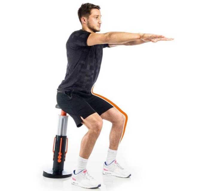 gymform squat perfect attrezzo fitness