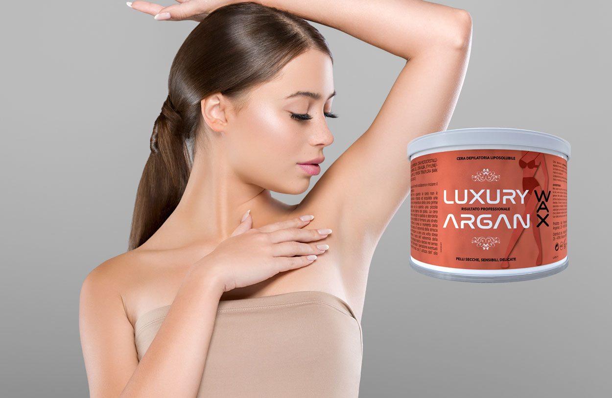 luxury argan wax recensione