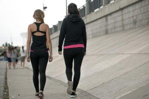2 ragazze sportive